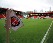The Valley during the Sky Bet Championship match between Charlton Athletic and Leeds United at The Valley, London, England on 12 December 2015. Photo by Matthew Redman.