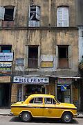 India-Kolkata cab
