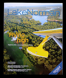 Lake Norman Magazine. Long Island Air Park on Lake Norman<br /> photo by laura mueller<br /> www.lauramuellerphotography.com