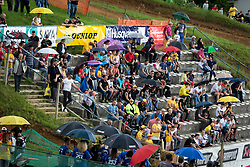 Spectators during Slovenian Championship in Motocross, on June 2nd, 2019 in Orehova Vas, Slovenia. Photo by Blaž Weindorfer / Sportida