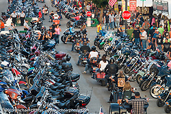 Saturday at the Sturgis Black Hills Rally. Sturgis, SD, USA. August 2, 2014.  Photography ©2014 Michael Lichter.