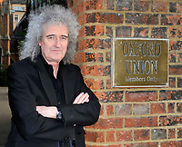 Brian May rushed to hospital after heart attack