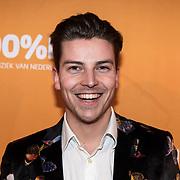 NLD/Amsterdam/20180220 - 100% NL Awards 2018, Wander