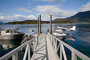 Floatplane, Talon Lodge, Sitka, Alaska