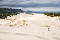 Dunes of Siriu Beach. Garopaba, Santa Catarina, Brazil. / <br /> Dunas da Praia do Siriú. Garopaba, Santa Catarina, Brasil.
