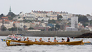 St Peter's Port, Guernsey, CHANNEL ISLANDS,  2006 British and International Coastal Rowing  Rowing Challenge, Ladies Classes, 02/09/2006.  Photo  Peter Spurrier, © Intersport Images,  Tel +44 [0] 7973 819 551,  email images@intersport-images.com