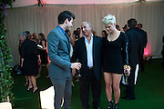 Mark Ronson; Philip Green; Pixie Geldof. Glamour magazine Women of the Year Awards. Berkeley Square. London. 2 June 2009