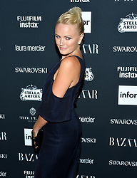 Actress Malin Akerman attends the Harper's Bazaar Icons by Carine Roitfeld celebration at The Plaza Hotel in New York, NY on September 8, 2017.  (Photo by Stephen Smith/SIPA USA)