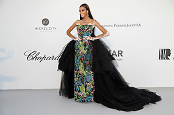 May 23, 2019 - Antibes, Alpes-Maritimes, Frankreich - Winnie Harlow attending the 26th amfAR's Cinema Against Aids Gala during the 72nd Cannes Film Festival at Hotel du Cap-Eden-Roc on May 23, 2019 in Antibes (Credit Image: © Future-Image via ZUMA Press)