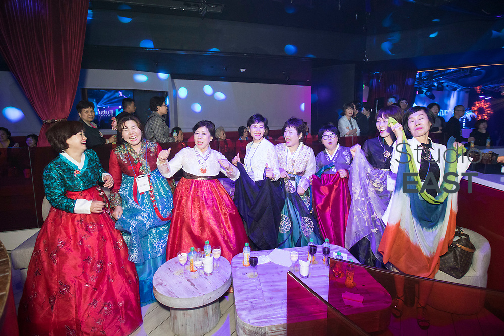 VIP after-party at the conclusion of the FutureNet World Convention in Studio City Event Center, Macau, China, on 25 November 2017. Photo by King Chung Fung/Studio EAST