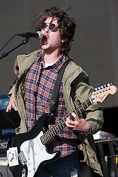 Jamie T on the NME stage, Friday at T in the Park 2010..Pic ©2010 Michael Schofield. All Rights Reserved.