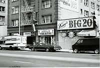 1974 Richard's Adult Theater in Hollywood