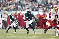 During the NFL game between the Washington Redskins and the Philadelphia Eagles in Philadelphia, Pennsylvania on Sunday December 11th 2016. The Redskins won 27-22. (Brian Garfinkel/Philadelphia Eagles)