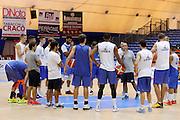 Gennaro Di Carlo<br /> Betaland Capo D'Orlando allenamento precampionato<br /> Lega Basket Serie A 2016/2017 <br /> Capo D'Orlando 02/09/2016<br /> Foto Ciamillo-Castoria