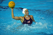USA -Canada women's water polo action at the 1999 Pan American Games.