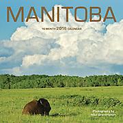 PRODUCT: Calendar<br /> TITLE: Manitoba<br /> CLIENT: Wyman Publishing