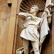 Statue at Uffizi galeries at Fiorence