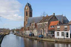 Grote of Sint-Michaëlskerk, Oudewater, Utrecht, Netherlands