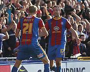 Crystal Palace v Burnley 061012