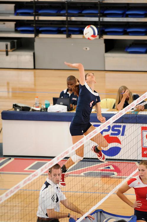 2010 FAU Volleyball vs Stetson