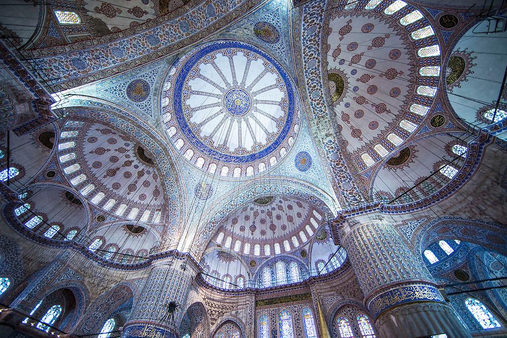 Blue Mosque Istanbul Turkey