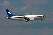 EW-336PA Belavia Boeing 737-3Q8 at Malpensa (MXP / LIMC), Milan, Italy