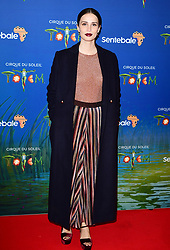 Heida Reed attending the premiere of Cirque du Soleil's Totem, in support of the Sentebale charity, held at the Royal Albert Hall, London.