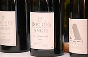 Les Vieilles Vignes, Passerille. Domaine Le Roc des Anges, Montner, Roussillon, France