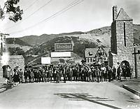 1923 Businessmen at Hollywoodland