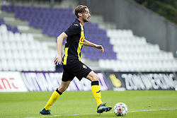 October 1, 2017 - Antwerpen, BELGIUM - Lierse's Ludovic Buysens pictured during the soccer match between KFCO Beerschot Wilrijk and Lierse SK, in Antwerpen, Sunday 01 October 2017, on the eighth day of the division 1B Proximus League competition of the Belgian soccer championship. BELGA PHOTO KRISTOF VAN ACCOM (Credit Image: © Kristof Van Accom/Belga via ZUMA Press)