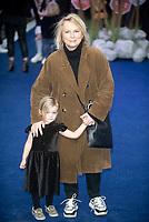 Jennifer Saunders at the 'Onward' film premiere, Curzon Mayfair, London, UK - 23 Feb 2020 photo by Brian Jordan