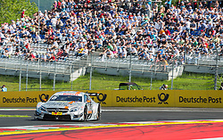 22.05.2016, Red Bull Ring, Spielberg, AUT, DTM Red Bull Ring, Rennen, im Bild Robert Wickens (CAN, Mercedes-AMG C 63 DTM) // during the DTM Championships 2016 at the Red Bull Ring in Spielberg, Austria, 2016/05/22, EXPA Pictures © 2016, PhotoCredit: EXPA/ Dominik Angerer