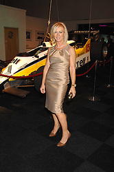 KAREN MILLEN at a preview of a forthcoming sale of cars from the Bernie Ecclestone Car Collection held at Battersea Evolution, Battersea Park, London SW11 on 30th October 2007.<br /><br />NON EXCLUSIVE - WORLD RIGHTS