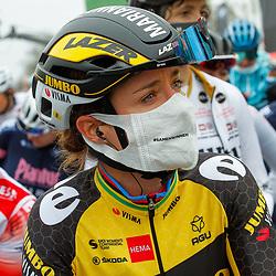 04-04-2021: Wielrennen: Ronde van Vlaanderen (Vrouwen): Oudenaarde <br />Marian Vos