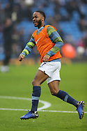 7 Raheem Sterling for Manchester City during the The FA Cup 3rd round match between Manchester City and Rotherham United at the Etihad Stadium, Manchester, England on 6 January 2019.