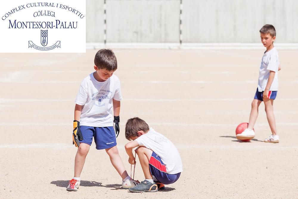 16 juny 2013- Complex cultural i esportiu Col·legi Montessori-Palau de Girona. <br /> FOTOGRAFIES DE TONI VILCHES.