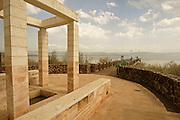 Israel, Sea of Galilee, Capernaum, Exterior of the Greek Orthodox Church