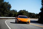August 14-16, 2012 - Lamborghinis at Pebble Beach: Lamborghini Huracan