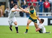 during the World Rugby U20 Championship  match England U20 -V- Australia U20 at The AJ Bell Stadium, Salford, Greater Manchester, England on June  15  2016, (Steve Flynn/Image of Sport)