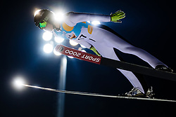 Adam Subic during National championship in ski jumping in NC Planica on December 23rd, Rateče, Slovenia. Photo by Grega Valancic / SPORTIDA