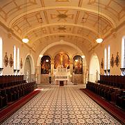 Church Interior, Singleton, NSW Australia