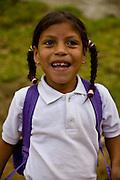Venezuela_VEN, Venezuela...Retrato de garota estudante na Venezuela...Portrait of a student girl in Venezuela. ..Foto: JOAO MARCOS ROSA / NITRO