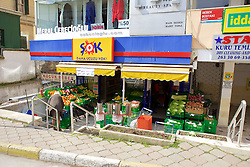 Local Produce Store