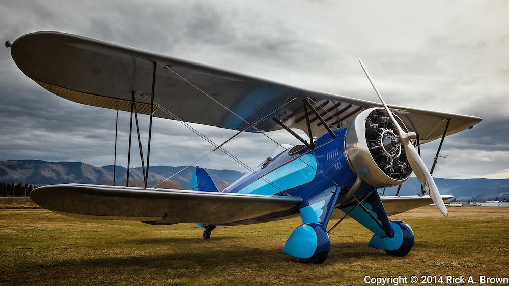1932 Waco UBF-2.