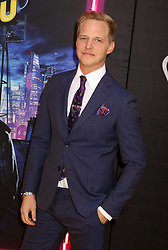 May 2, 2019 - New York City, New York, U.S. - Actor CHRIS GEERE attends the US premiere of Pokemon Detective Pikachu held at Military Island Times Square. (Credit Image: © Nancy Kaszerman/ZUMA Wire)