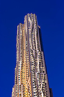 Beekman Tower, New York, New York USA.