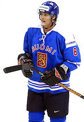 Teemu Selanne of Finland at ice-hockey match Norway vs Finland at Preliminary Round (group C) of IIHF WC 2008 in Halifax, on May 05, 2008 in Metro Center, Halifax, Nova Scotia, Canada. (Photo by Vid Ponikvar / Sportal Images)