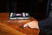 "October 06, 2021 - DC: Andrew Yang ""Forward"" Book Signing"