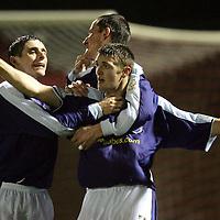 St Johnstone FC December 2004