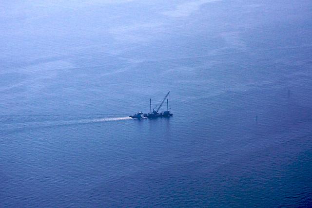 Mississippi Sound near Biloxi Marsh